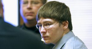 Brendan Dassey appears in court April 16, 2007, at the Manitowoc County Courthouse in Manitowoc, Wisconsin. (AP file photo)