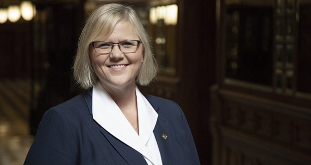 Former Rep. Debra Hilstrom's work for the dental-advocacy group is under a non-exclusive, short-term contract, so chances are that she eventually will take on other causes as a lobbyist over time. (File photo: Kevin Featherly)