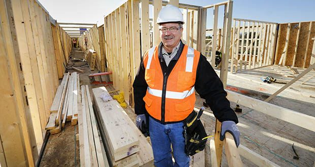 In letters to elected officials, contractor Doug Speedling has sounded off about the industry's use and abuse of undocumented workers. (Photo: Bill Klotz, special to Minnesota Lawyer)