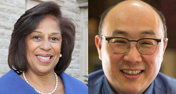 Judge Tanya Bransford, John Choi