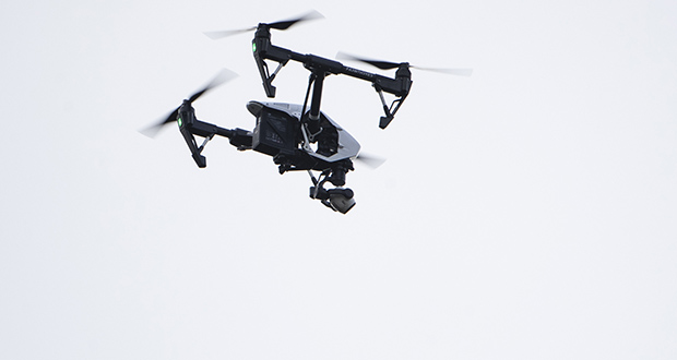 The Minnesota House and Senate are moving a bill that requires warrants for law enforcement's use of unmanned drone aircraft during investigations. (AP file photo)