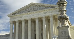 This is a Jan. 27, 2020, photo of the Supreme Court in Washington. (AP file photo)
