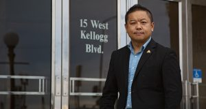 Translating the ballot for an elderly Hmong neighbor landed St. Paul City Council member Dai Thao in court because candidates aren't supposed to assist voters at polling places. He was acquitted after a bench trial. (File photo: Kevin Featherly)