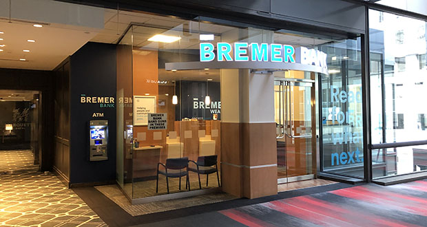 The board of privately held Bremer Financial Corp. is fighting efforts by the Otto Bremer Trust to sell some of the trust's bank stock, and possibly to force a sale of the entire bank. In a new legal filing, the Otto Bremer trustees are seeking judgment in their favor, arguing the bank has failed to mount a sufficient legal case to block the sales. (File photo)