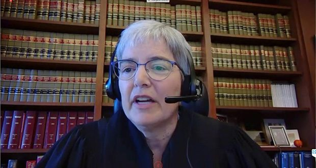 Justice Margaret H. Chutich wrote the unanimous opinion in the case, In re: B.H. v. Cengiz Gino Yildirim. (Photo Courtesy of Minnesota Judicial Branch)