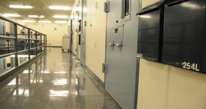Jonas David Nelson, now 24 and in custody at the state's Rush City prison, had argued that his sentence violated the Eighth Amendment's protection against cruel and unusual punishment. This photo shows a cell block at the Rush City prison. (Photo courtesy of Minnesota Department of Corrections)
