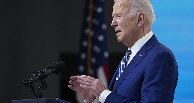 President Joe Biden promised as a candidate to nominate an African American woman to serve on the nation's highest court  should a seat open up during his term. (AP photo: Evan Vucci)