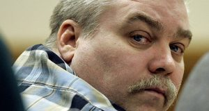 Steven Avery listens to testimony in the courtroom at the Calumet County Courthouse in Chilton, Wisconsin, on March 13, 2007. (AP file photo: Morry Gash, pool)