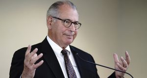 Hennepin County Attorney Freeman, 73, drew national attention  in the wake of George Floyd's death last year  as he came under intense pressure to charge four Minneapolis officers in Floyd's death. (AP file photo: Star Tribune)